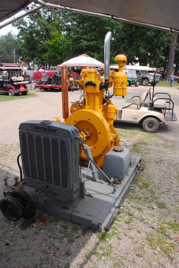 Caterpillar Lubricant Test Engines - SmokStak